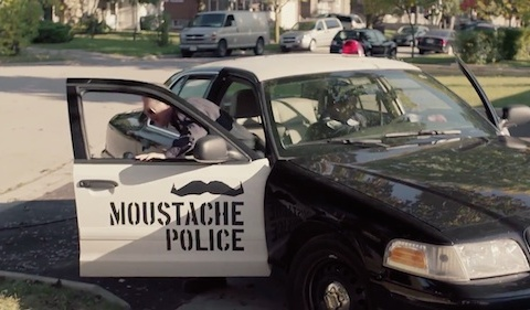 Movember Commercial - Moustache Police